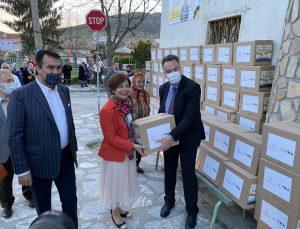 """Bulgaristan Müslümanları """"Kardeşlik Sofrası""""nda buluştu"""