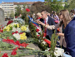 Bulgaristan'da 9 Mayıs Avrupa Günü ve Zafer Günü etkinliklerle kutlandı