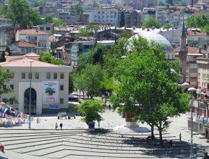 """Güney Marmara ile Eskişehir ve Kütahya'da """"tam kapanma"""" nedeniyle sessizlik hakim"""