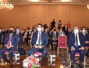 Çevre ve Şehircilik Bakanı Kurum, Afyonkarahisar'da millet bahçeleri fidan dikim töreninde konuştu: