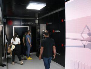 Cumhurbaşkanlığı İletişim Başkanlığı Dijital Tırı, Niğde'de ziyarete açıldı