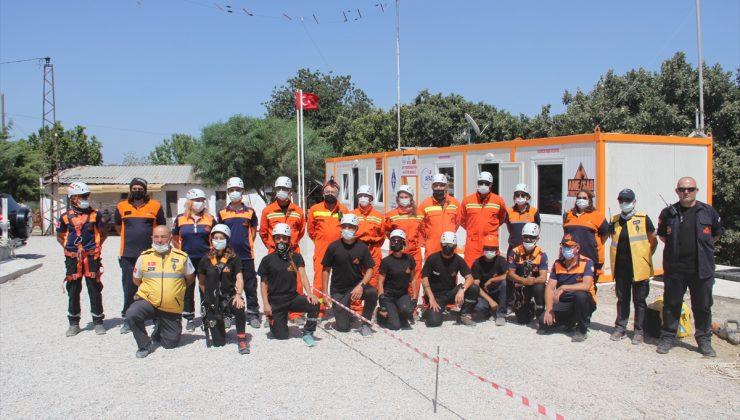 Datça Afet Koordinasyon ve Eğitim Merkezi açıldı