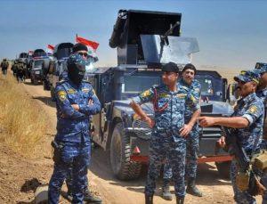 DEAŞ saldırılarının önlenmesi için Kerkük'e takviye birlikler sevk edildi