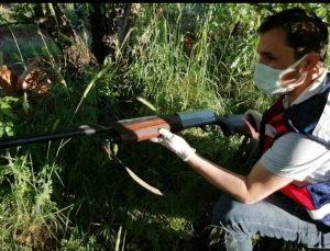 Denizli'de tarlada çalışan husumetlisini tüfekle yaralayan kişi yakalandı