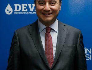 """DEVA Partisi Genel Başkanı Babacan: """"Diğer siyasi partilerle ittifak konusunu hiç konuşmadık"""""""