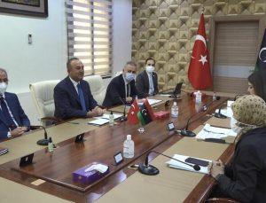 Libya Başbakanı Dibeybe, Türk heyetine iftar verdi