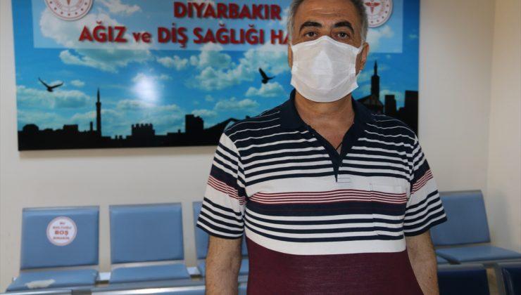 Diyarbakır Ağız ve Diş Sağlığı Hastanesi salgında ara verdiği hizmetlerine yeniden başladı