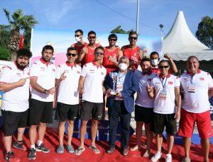 Erkek Plaj Voleybolu Milli Takımı, olimpiyat elemeleri finalinde mücadele edecek