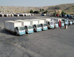 bekliyor.. Fetih-Der ramazan ayında Suriye'de 140 bin kişiye yardım ulaştırdı