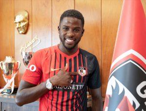 Gaziantep, iç transferde Djilobodji ile 3 yıllık yeni sözleşme imzaladı