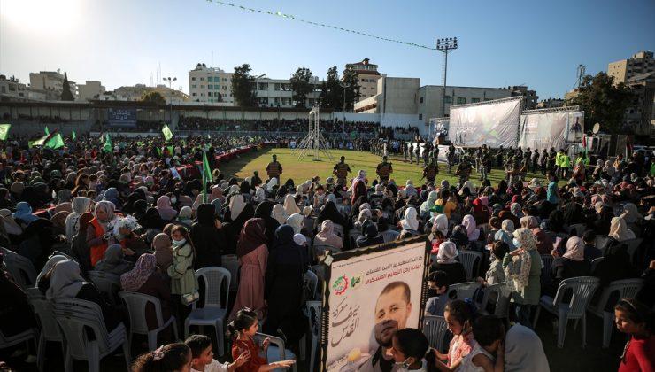 Hamas: İsrail'in herhangi bir saldırısı karşısında eli kolu bağlı kalmayacağız