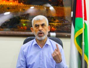 """Hamas'ın Gazze sorumlusu Sinvar:""""İsrail Şeyh Cerrah'taki halkımızı evlerinden çıkmaya zorlarsa ateşkes bozulur"""""""