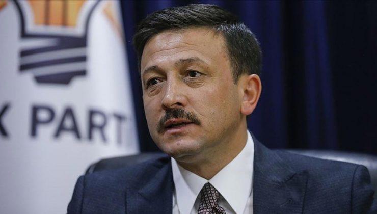 AK Parti Genel Başkanı Yardımcısı Dağ'dan CHP'li Aydoğdu'nun Cumhurbaşkanı Erdoğan'a yönelik sözlerine tepki