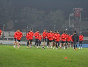 Hatayspor, Denizlispor maçının hazırlıklarını tamamladı