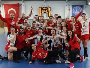 Hentbol: Kadınlar Süper Lig