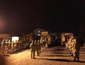 """İçişleri Bakanlığınca """"Eren-15 Ağrı Dağı-Çemçe Madur Operasyonu"""" başlatıldı"""