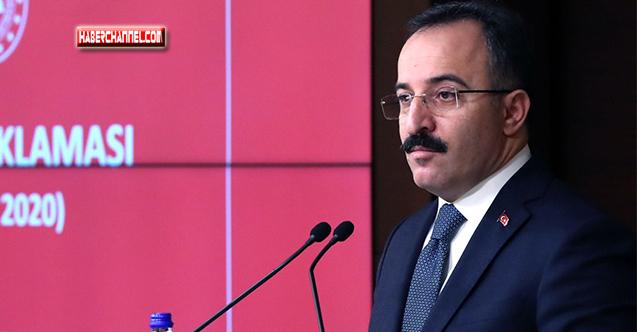 İçişleri Bakanlığı Sözcüsü Çataklı, nisan ayında 10 bin 759 iç güvenlik operasyonu düzenlendiğini bildirdi.