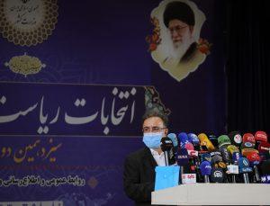 """İran'da Cumhurbaşkanı adayı Taczade """"ABD düşmanlığına dayalı siyasete karşı olduğunu"""" söyledi"""