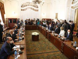 İsrail'den Mısır'a 13 yıl sonra Dışişleri Bakanı düzeyinde ilk ziyaret