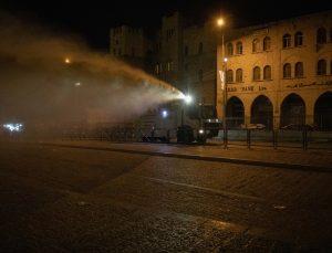 GÜNCELLEME 2 – Mescidi Aksa ve çevresinde İsrail polisinin saldırıları sonucu 90 kişi yaralandı