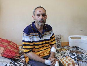 """İsrail saldırısında eşiyle 4 çocuğunu yitiren baba: """"Sesler kesildikçe onları kaybettiğimi anladım"""""""