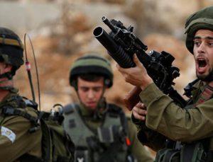 İsrail askerleri, işgal altındaki Batı Şeria'da Filistinli bir kadını ağır yaraladı