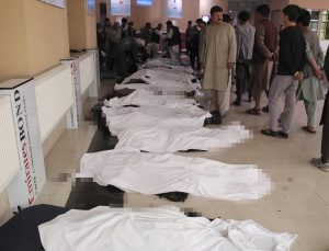 GÜNCELLEME – Kabil'de iftar saatinde okul önünde bombalı saldırı: 30 ölü