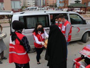 Kastamonu'da Türk Kızılay ramazanda 14 bin kişiye yardım ulaştıracak