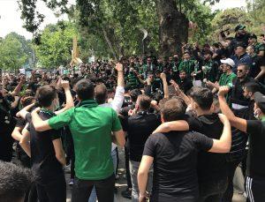 Kocaelispor-Sakaryaspor maçına doğru