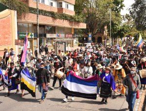 Kolombiya'da hükümet karşıtı protestolar 10. gününde devam ediyor