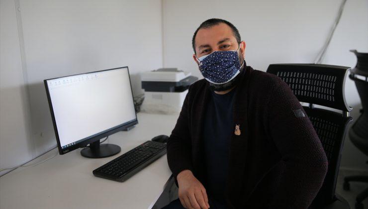KOSGEB desteğiyle girişim yapan Aydınlı öğretim görevlisi, iş güvenliği için yazılımı geliştirdi