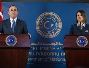 Libya, yabancı güçlerin varlığının sonlandırılması için Türkiye'yle iş birliği yapmak istiyor