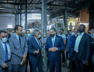 Libya Başbakanı Dibeybe, kabine üyeleriyle Beni Velid kentini ziyaret etti