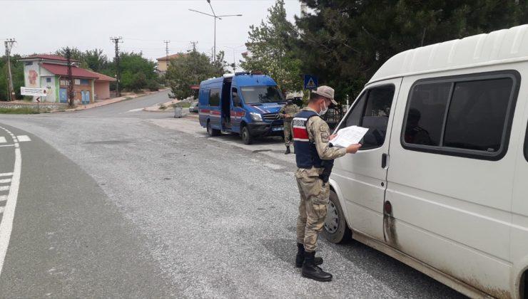 Malatya'da Kovid-19 tedbirlerini ihlal eden 164 kişiye 553 bin 502 lira ceza