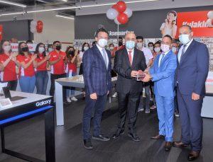 MediaMarkt, Van'daki ilk mağazasını Van AVM'de açtı