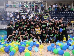 Merkezefendi Belediyesi Denizli Basket'te Süper Lig sevinci