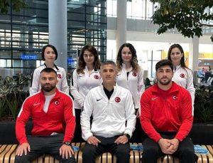 Milli judocular, Kazan Grand Slam müsabakaları için Rusya'ya gitti