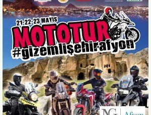 Motosiklet markalarının Türkiye yöneticileri Afyonkarahisar'da Mototur'a katılacak