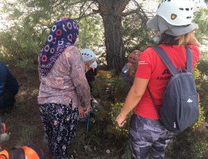 Muğla'da dört gündür haber alınamayan kadın derenin kenarında bulundu