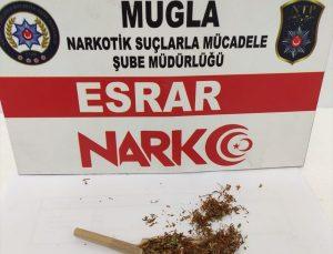 Muğla'da uyuşturucu operasyonunda yakalanan 5 zanlı tutuklandı