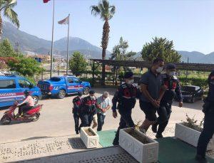 Muğla'da uyuşturucu operasyonunda yakalanan şüpheli tutuklandı