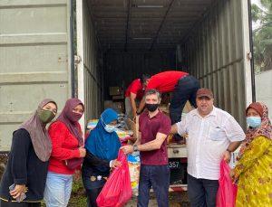 MÜSİAD'dan Malezya'da ihtiyaç sahibi ailelere ramazan yardımı