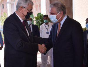 Pakistan Dışişleri Bakanı, BM 75. Genel Kurul Başkanı Bozkır ile Filistin ve Keşmir meselelerini görüştü