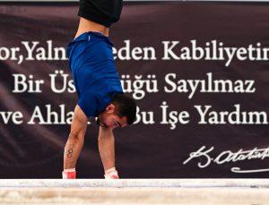Şampiyon cimnastikçi Ferhat Arıcan, Tokyo hazırlıklarını anlattı: