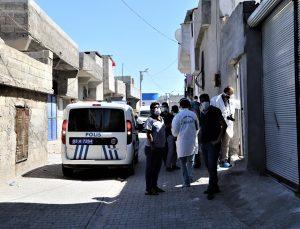 Şanlıurfa'da boş bir evde bebek cesedi bulundu