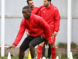 Sivasspor, Medipol Başakşehir maçı hazırlıklarını sürdürdü