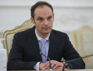 """Slovenya Dışişleri Bakanı Logar: """"Rusya'nın Ukrayna sınırındaki askeri varlığını artırmasından endişeliyiz"""""""