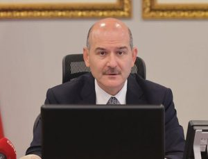 İçişleri Bakanı Süleyman Soylu, Kars'ta güvenlik toplantısında konuştu: