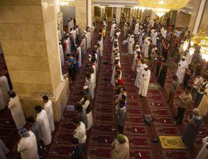 Sudan'da Kadir Gecesi dualarla idrak edildi