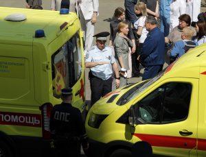 GÜNCELLEME 2 – Tataristan'daki okulda düzenlenen silahlı saldırıda 9 kişi hayatını kaybetti